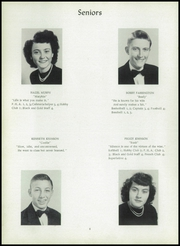 Page 12, 1951 Edition, Gibsonville High School - Yell O Jak Yearbook (Gibsonville, NC) online yearbook collection