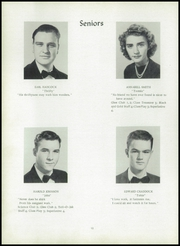 Page 14, 1951 Edition, Gibsonville High School - Yell O Jak Yearbook (Gibsonville, NC) online yearbook collection