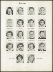 Page 17, 1951 Edition, Gibsonville High School - Yell O Jak Yearbook (Gibsonville, NC) online yearbook collection