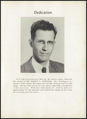 Page 7, 1951 Edition, Gibsonville High School - Yell O Jak Yearbook (Gibsonville, NC) online yearbook collection