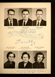 Page 11, 1956 Edition, Gibsonville High School - Yell O Jak Yearbook (Gibsonville, NC) online yearbook collection