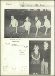 Page 12, 1952 Edition, Salem High School - Pines Yearbook (Morganton, NC) online yearbook collection