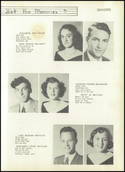 Page 13, 1952 Edition, Salem High School - Pines Yearbook (Morganton, NC) online yearbook collection