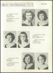 Page 15, 1952 Edition, Salem High School - Pines Yearbook (Morganton, NC) online yearbook collection