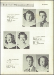Page 17, 1952 Edition, Salem High School - Pines Yearbook (Morganton, NC) online yearbook collection