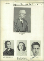 Page 8, 1952 Edition, Salem High School - Pines Yearbook (Morganton, NC) online yearbook collection