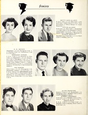 Page 14, 1953 Edition, Old Fort High School - Arrowhead Yearbook (Old Fort, NC) online yearbook collection