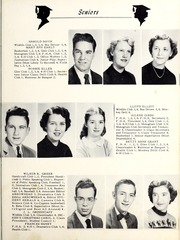Page 15, 1953 Edition, Old Fort High School - Arrowhead Yearbook (Old Fort, NC) online yearbook collection