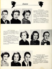 Page 16, 1953 Edition, Old Fort High School - Arrowhead Yearbook (Old Fort, NC) online yearbook collection