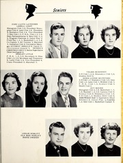 Page 17, 1953 Edition, Old Fort High School - Arrowhead Yearbook (Old Fort, NC) online yearbook collection