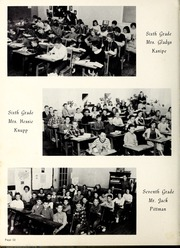 Page 16, 1959 Edition, Old Fort High School - Arrowhead Yearbook (Old Fort, NC) online yearbook collection