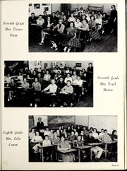 Page 17, 1959 Edition, Old Fort High School - Arrowhead Yearbook (Old Fort, NC) online yearbook collection