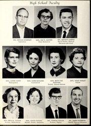 Page 8, 1959 Edition, Old Fort High School - Arrowhead Yearbook (Old Fort, NC) online yearbook collection