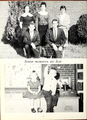 Page 10, 1960 Edition, Old Fort High School - Arrowhead Yearbook (Old Fort, NC) online yearbook collection