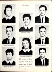 Page 11, 1960 Edition, Old Fort High School - Arrowhead Yearbook (Old Fort, NC) online yearbook collection