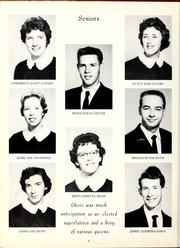 Page 12, 1960 Edition, Old Fort High School - Arrowhead Yearbook (Old Fort, NC) online yearbook collection