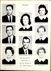 Page 13, 1960 Edition, Old Fort High School - Arrowhead Yearbook (Old Fort, NC) online yearbook collection