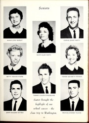 Page 17, 1960 Edition, Old Fort High School - Arrowhead Yearbook (Old Fort, NC) online yearbook collection