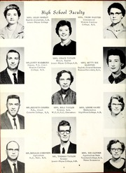 Page 8, 1960 Edition, Old Fort High School - Arrowhead Yearbook (Old Fort, NC) online yearbook collection