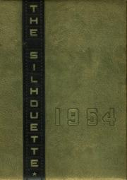 Page 1, 1954 Edition, Hillsboro High School - Silhouette Yearbook (Hillsboro, NC) online yearbook collection