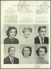 Page 16, 1954 Edition, Hillsboro High School - Silhouette Yearbook (Hillsboro, NC) online yearbook collection