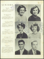 Page 17, 1954 Edition, Hillsboro High School - Silhouette Yearbook (Hillsboro, NC) online yearbook collection