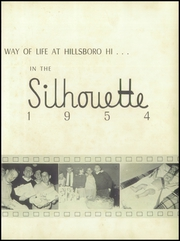 Page 7, 1954 Edition, Hillsboro High School - Silhouette Yearbook (Hillsboro, NC) online yearbook collection