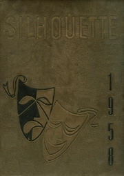 Page 1, 1958 Edition, Hillsboro High School - Silhouette Yearbook (Hillsboro, NC) online yearbook collection