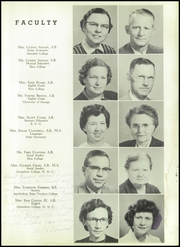 Page 13, 1958 Edition, Hillsboro High School - Silhouette Yearbook (Hillsboro, NC) online yearbook collection