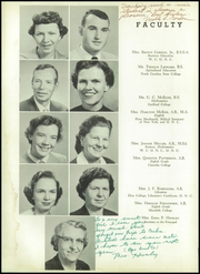 Page 14, 1958 Edition, Hillsboro High School - Silhouette Yearbook (Hillsboro, NC) online yearbook collection