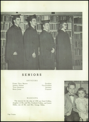 Page 16, 1958 Edition, Hillsboro High School - Silhouette Yearbook (Hillsboro, NC) online yearbook collection