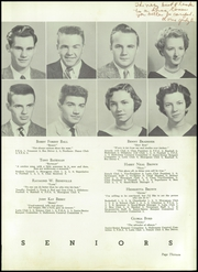 Page 17, 1958 Edition, Hillsboro High School - Silhouette Yearbook (Hillsboro, NC) online yearbook collection