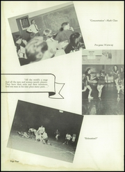 Page 8, 1958 Edition, Hillsboro High School - Silhouette Yearbook (Hillsboro, NC) online yearbook collection