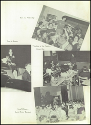 Page 9, 1958 Edition, Hillsboro High School - Silhouette Yearbook (Hillsboro, NC) online yearbook collection