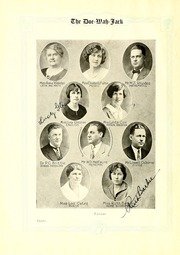 Page 16, 1927 Edition, Burlington High School - Doe Wah Jack Yearbook (Burlington, NC) online yearbook collection