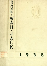 Page 1, 1938 Edition, Burlington High School - Doe Wah Jack Yearbook (Burlington, NC) online yearbook collection