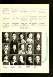 Page 15, 1938 Edition, Burlington High School - Doe Wah Jack Yearbook (Burlington, NC) online yearbook collection