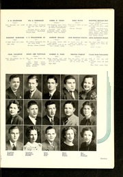 Page 17, 1938 Edition, Burlington High School - Doe Wah Jack Yearbook (Burlington, NC) online yearbook collection