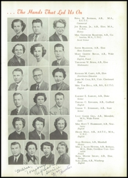Page 13, 1951 Edition, Burlington High School - Doe Wah Jack Yearbook (Burlington, NC) online yearbook collection