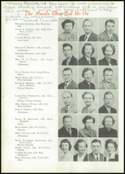 Page 14, 1951 Edition, Burlington High School - Doe Wah Jack Yearbook (Burlington, NC) online yearbook collection