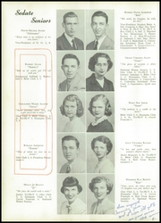 Page 16, 1951 Edition, Burlington High School - Doe Wah Jack Yearbook (Burlington, NC) online yearbook collection