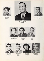 Page 12, 1954 Edition, Nashville High School - Nahiscoan Yearbook (Nashville, NC) online yearbook collection