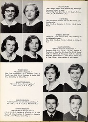 Page 16, 1954 Edition, Nashville High School - Nahiscoan Yearbook (Nashville, NC) online yearbook collection