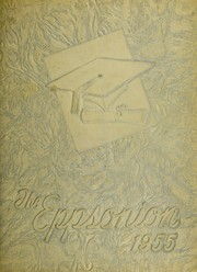 1955 Edition, C M Eppes High School - Eppesonian Yearbook (Greenville, NC)