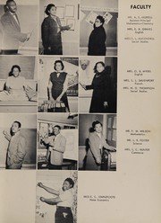 Page 9, 1955 Edition, C M Eppes High School - Eppesonian Yearbook (Greenville, NC) online yearbook collection