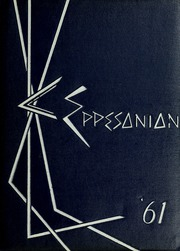 1961 Edition, C M Eppes High School - Eppesonian Yearbook (Greenville, NC)