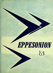 1965 Edition, C M Eppes High School - Eppesonian Yearbook (Greenville, NC)