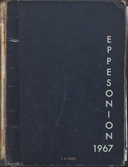 1967 Edition, C M Eppes High School - Eppesonian Yearbook (Greenville, NC)