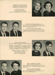Page 11, 1956 Edition, Central High School - Breaker Yearbook (Elizabeth City, NC) online yearbook collection