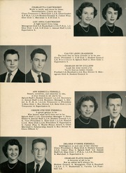 Page 12, 1956 Edition, Central High School - Breaker Yearbook (Elizabeth City, NC) online yearbook collection